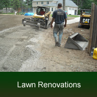 Lawn Renovations in Massachusetts